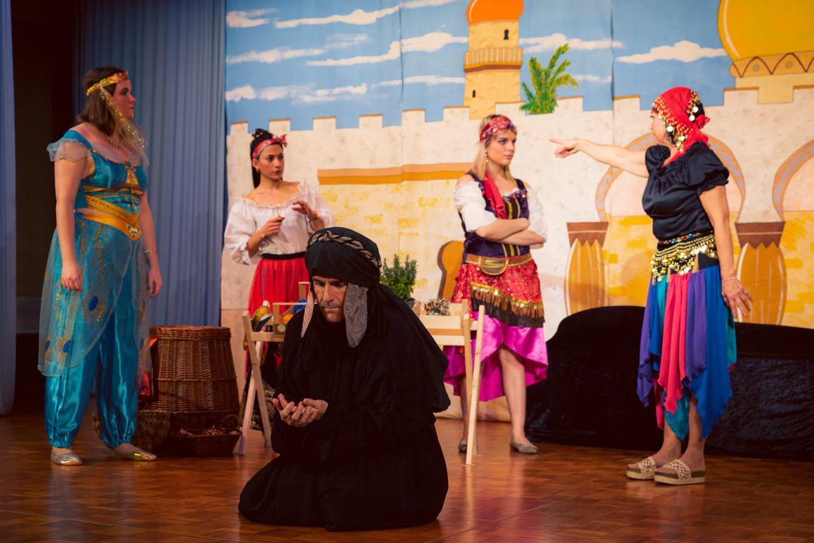 Amir und Fatme - ein Märchen aus dem Orient